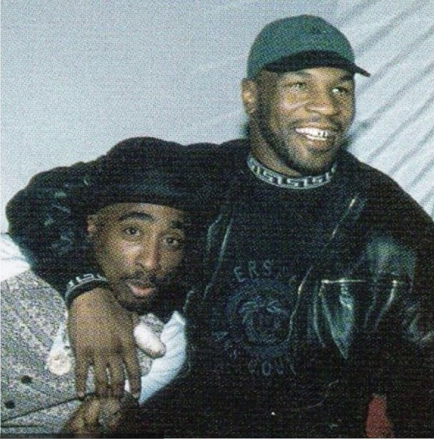 Tupac and Mike Tyson were Framed!