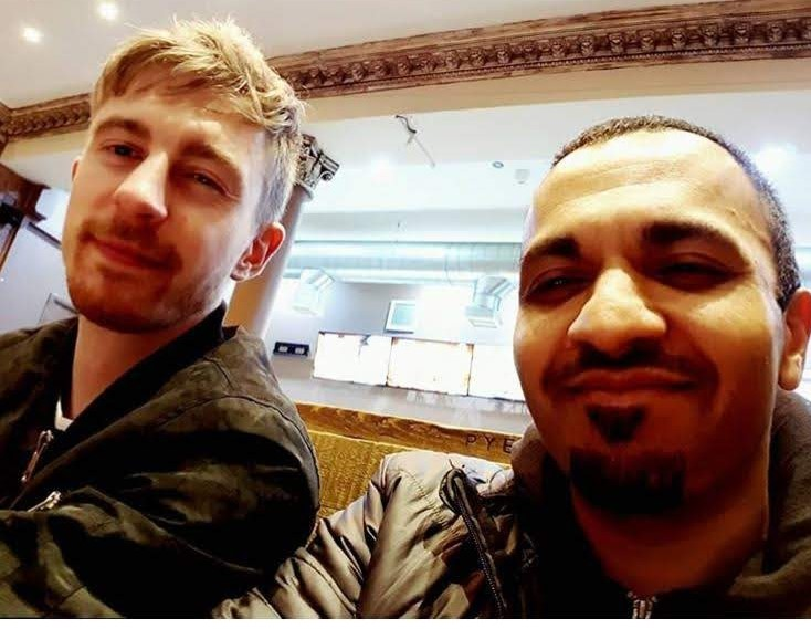 Glasgow Dating Coach Adnan Ahmed a.k.a Addy Agame Helps Video Editor In Spain