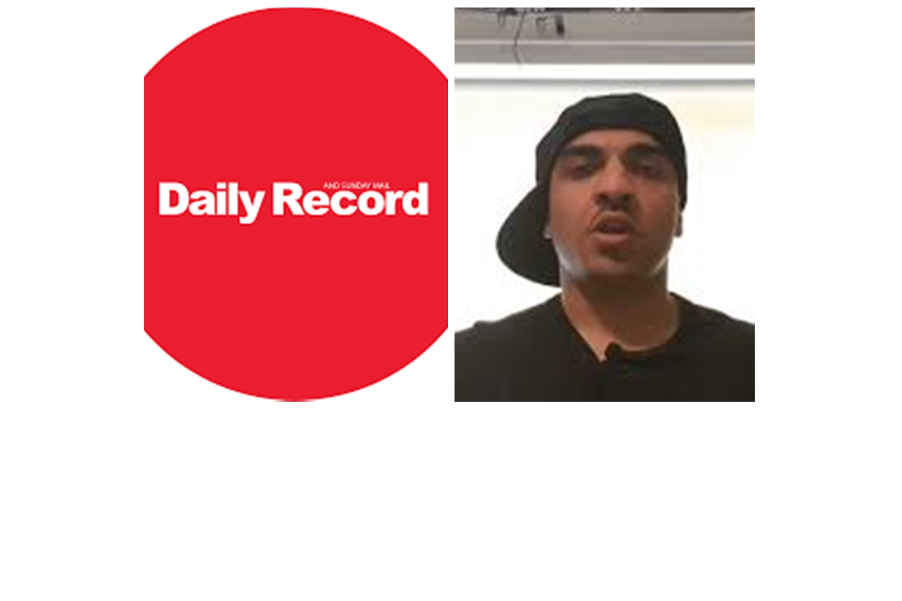 """Creepy Reporter Jack Aitchison Slammed After Falsely Accusing Glasgow Dating Coach Addy Agame, For Warped Newspaper """"Daily Record"""""""