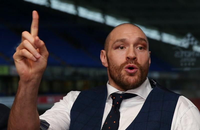 Tyson Fury Protested Against For His Biblical Views