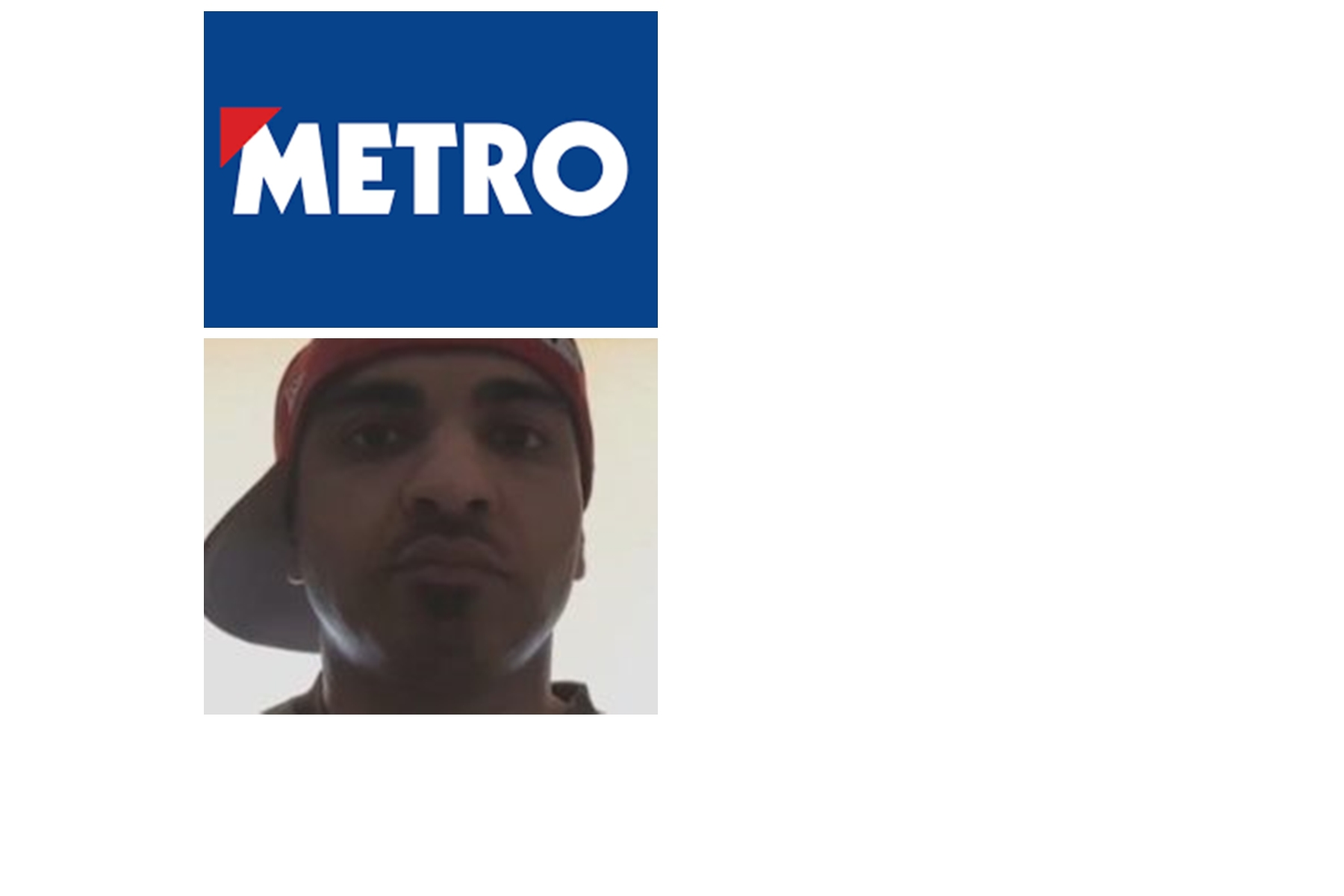 """Scumbag """"Metro"""" Journo """"Paul Harper"""" Twists Truth About Adnan Ahmed aka Addy Agame, (Not Guilty!) In Order To Manipulate Public Perception"""