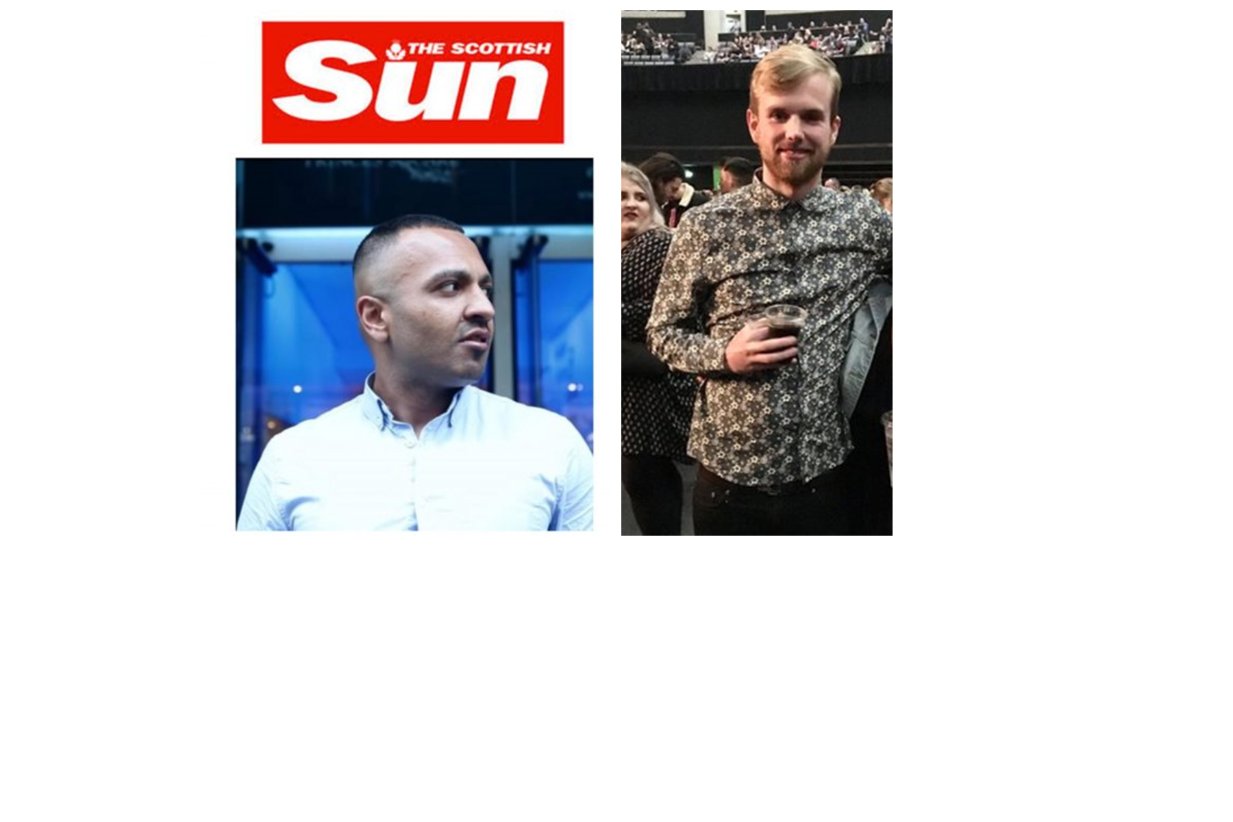 Creepy Coward Blair Meikle (The Sun) Writes Hate-Article About Adnan Ahmed's Previous Convictions, Despite Ahmed Being Fully Rehabilitated