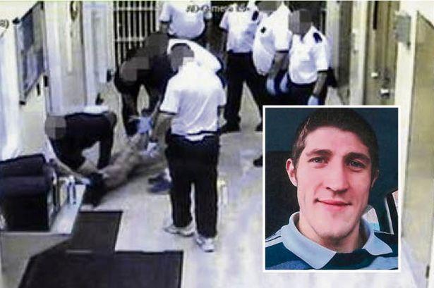 Prison Staff Restrain Frail Prisoner; Allan Marshall And Kill Him (Saughton Prison)