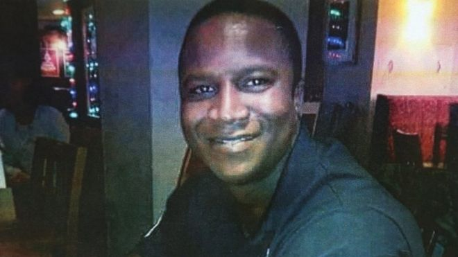 Sheku Bayoh Died In Police Scotland Custody