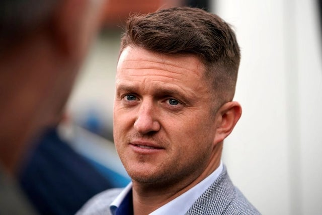 Tommy Robinson Relays Stereotypical Views Of White British Racists, That All Muslims Are Rapists