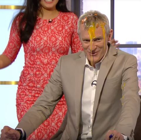 """Vile Bigot Pig """"Jeremy Vine"""" Discriminates Against Welsh People And Contributes To Gender Pay-Gap Over Female Colleagues Via The BBC (Whilst Fake Virtue-Signalling About Women's Rights)"""