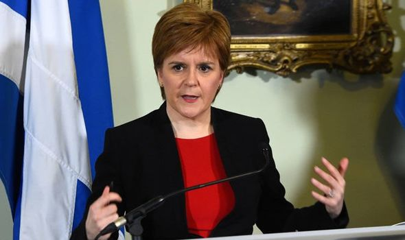 "Nicole Sturgeon Labelled ""Incapable Leader"""