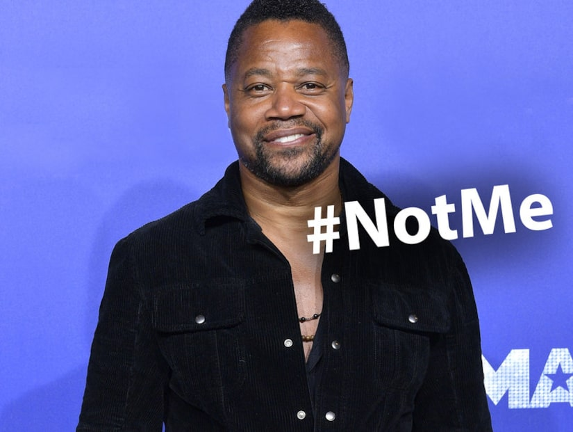 Cuba Gooding Jr's Lawyer Starts #NotMe Movement After He Is Falsely Accused Of Sexual Assault Allegations