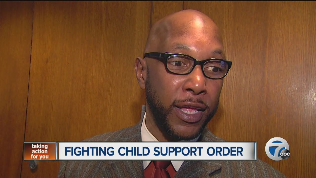 Carnell Alexander Faces Jail For Missing Child Support Payment For A Child That Is Not Even His