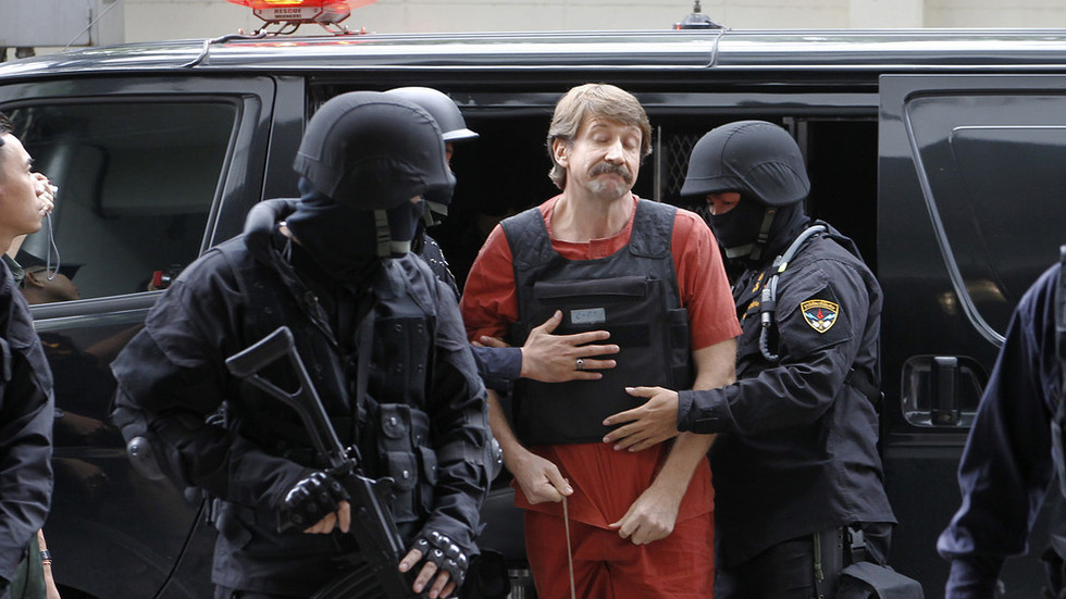 Viktor Bout – Russian Political Prisoner