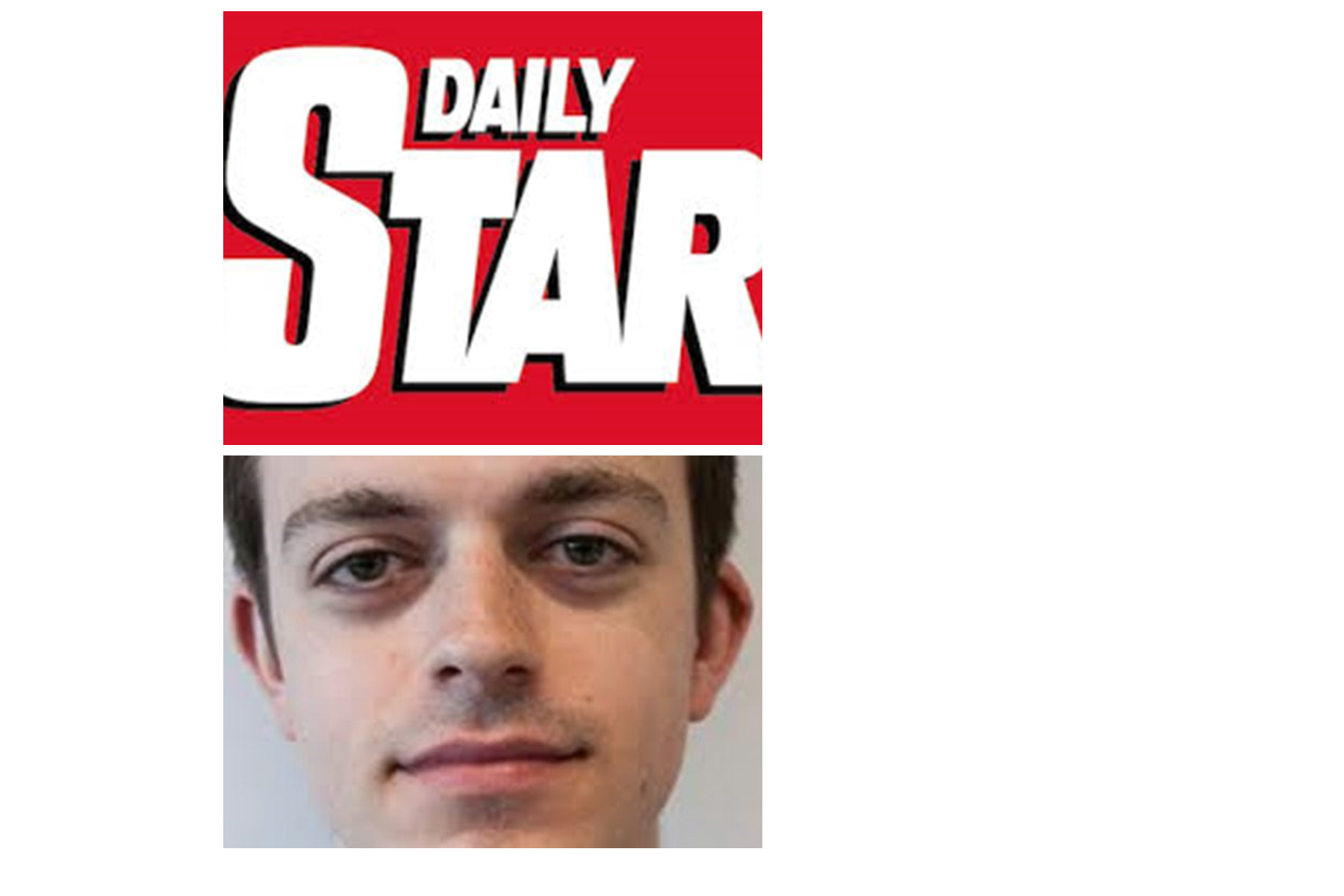 """Sleazy Journo Connor Gordon Writes Article For Seedy """"Daily Star"""" Newspaper Containing Selectively Negative Narrative Of Addy Agame Trial"""