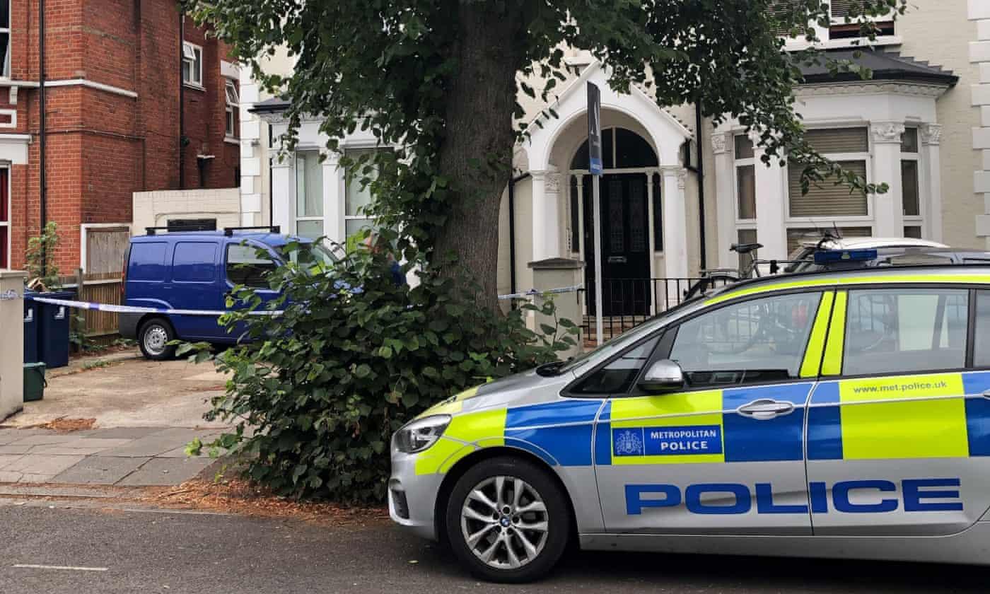 40 Year Old British Feminist Murders 10 Year Old Boy In West London
