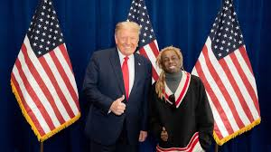 Lil Wayne Endorses Red Pill President Donald Trump