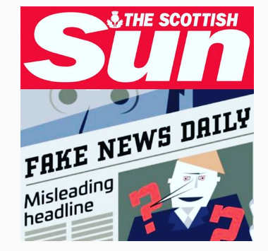 Sleazy Creep Reporter Rebecca Gray Made Up Lies In Slimy Scottish Sun Article Regarding Addy Agame Winning Bid To Appeal Wrongful Conviction (Ahmed Won The Appeal, Overturned All Conviction And Was Found Not Guilty Of All False Allegations)