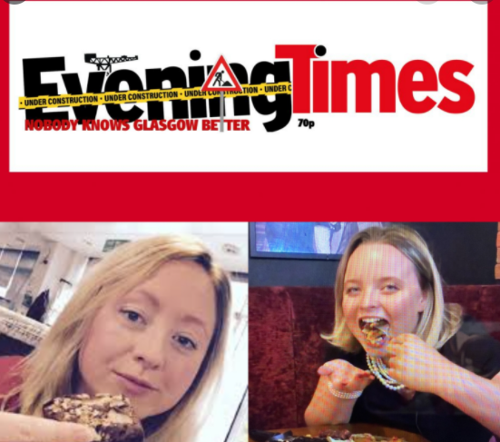"Scumbag Glasgow Hacks Carla Jenkins And Catriona Stewart  Exposed As Bitter Liars Via Their Trash Fake News Article For Rag ""The Evening Times"" Falsely Accusing Dating Addy Agame (Proven Innocent) And Glorifying Wrongful Imprisonment"