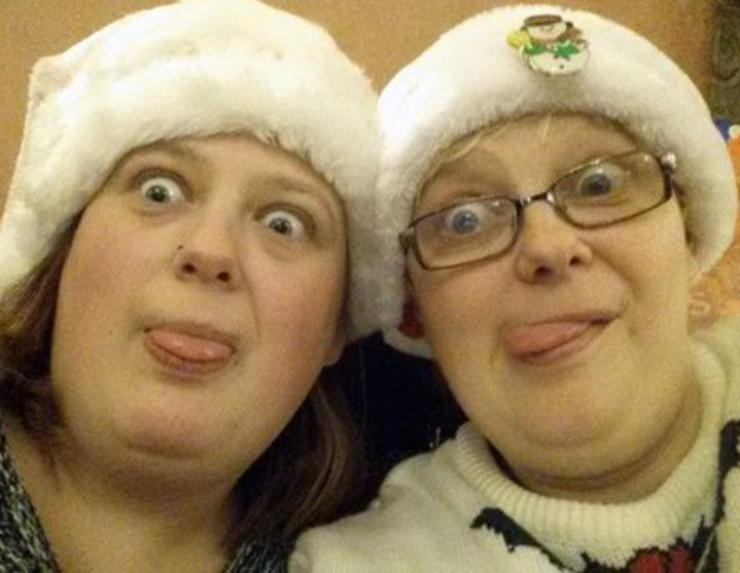 2 Deaf Feminist Sisters; Julie and Jennifer Fellows, Who Abused A 6 Year Old Boy For 14 Years Are Spared Jail By Corrupt Court Because They Are Female