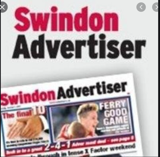 "Fake News Scum At ""Swindon Advertiser"" Pushed Bogus Story Defaming Wrongfully Imprisoned Dating Coach Who Was Falsely Accused Of ""Targeting"" Women (Via Polite Remarks), It Later Emerged They Were Lying And He Was Proven Innocent"