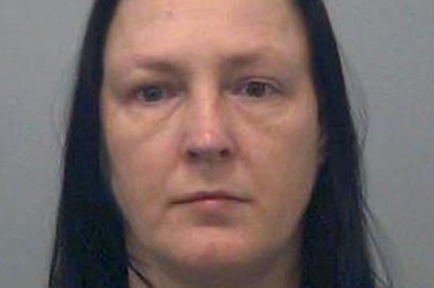 Female Pervert Marie Le-Mar Who Raped An Elderly Man While He Slept Is Jailed For Three And A Half Years