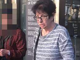 Entitled Feminist Hag Maria Doris Axiak Convicted For Pouring Boiling Water Over Her Husband's Face As He Slept Because He Told Her He Wanted To Leave The Marriage