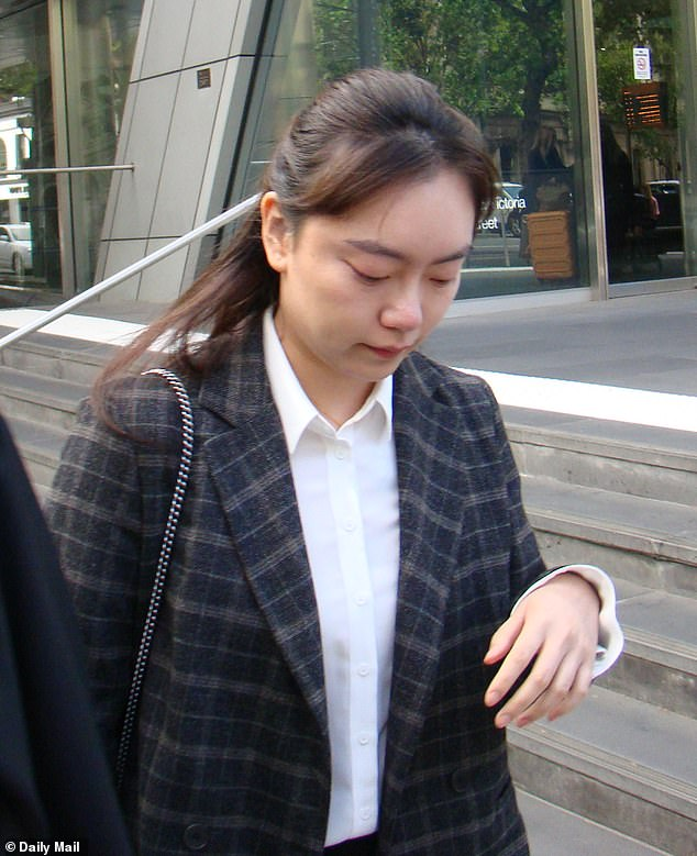 Vindictive Cheating Girlfriend Ge Zhang Falsely Accused Innocent Man Of Rape After Consensual Sex & Had Her Boyfriend Attack Him Because She Regretted Her Infidelity & To Cover Up The Affair (She Even Leveraged The False Allegation To Blackmail Him In Exchange For $5000)