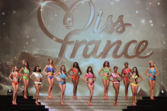 Frumpy Feminist Losers Sue Miss France Pageant For Correctly Choosing Only Slim, Attractive And Feminine Women As Contestants (Instead Of Women Who Are Overweight, Divorced, Have Tattoos / Piercings / Weird Dyed Hair, Or Are Single Mothers)
