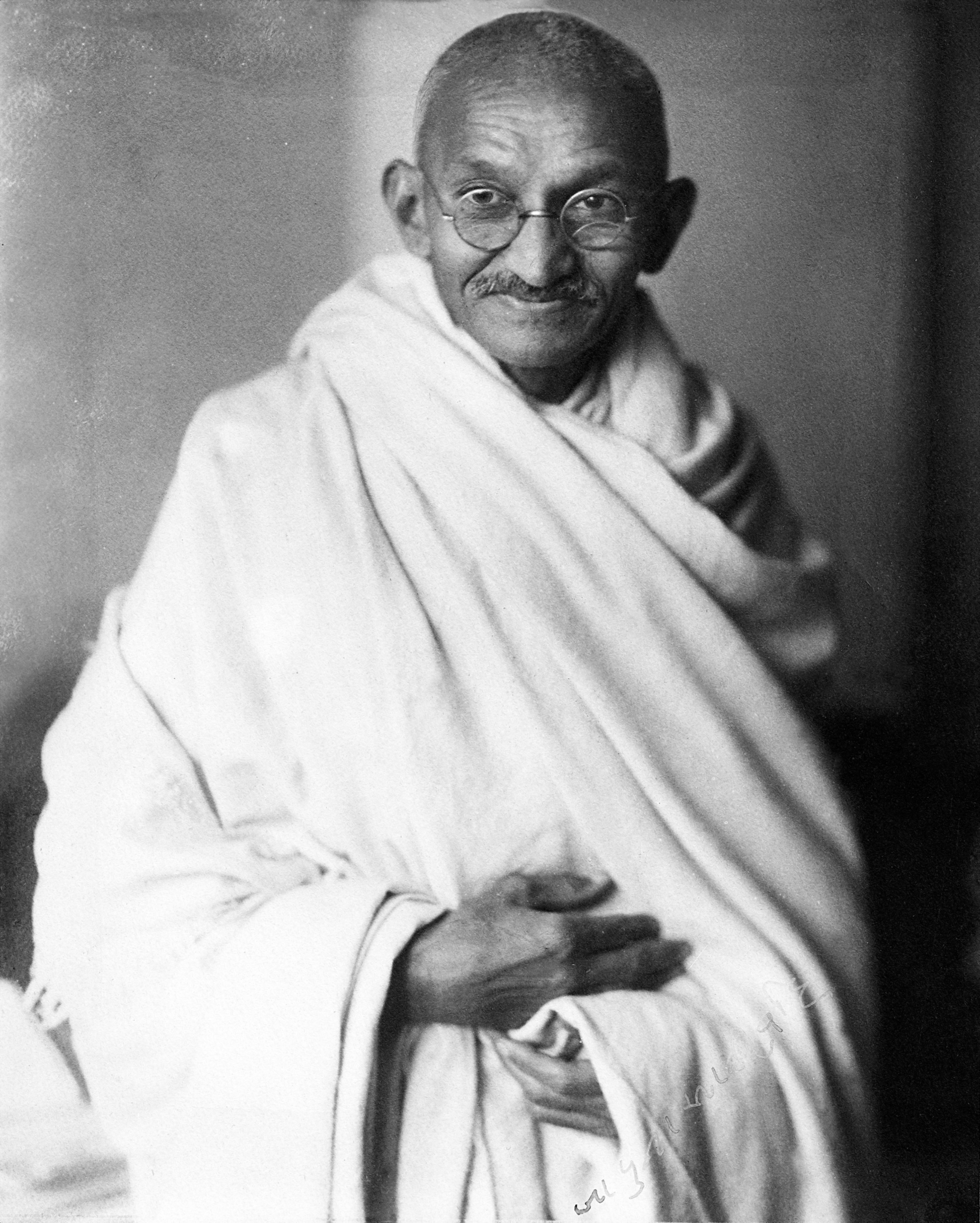 Maniacal Racist European Colonial Regimes Murdered Mahatma Gandhi Who Represented True Equality