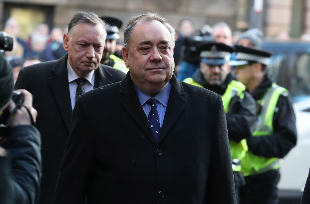 Alex Salmond vs #MeToo Movement