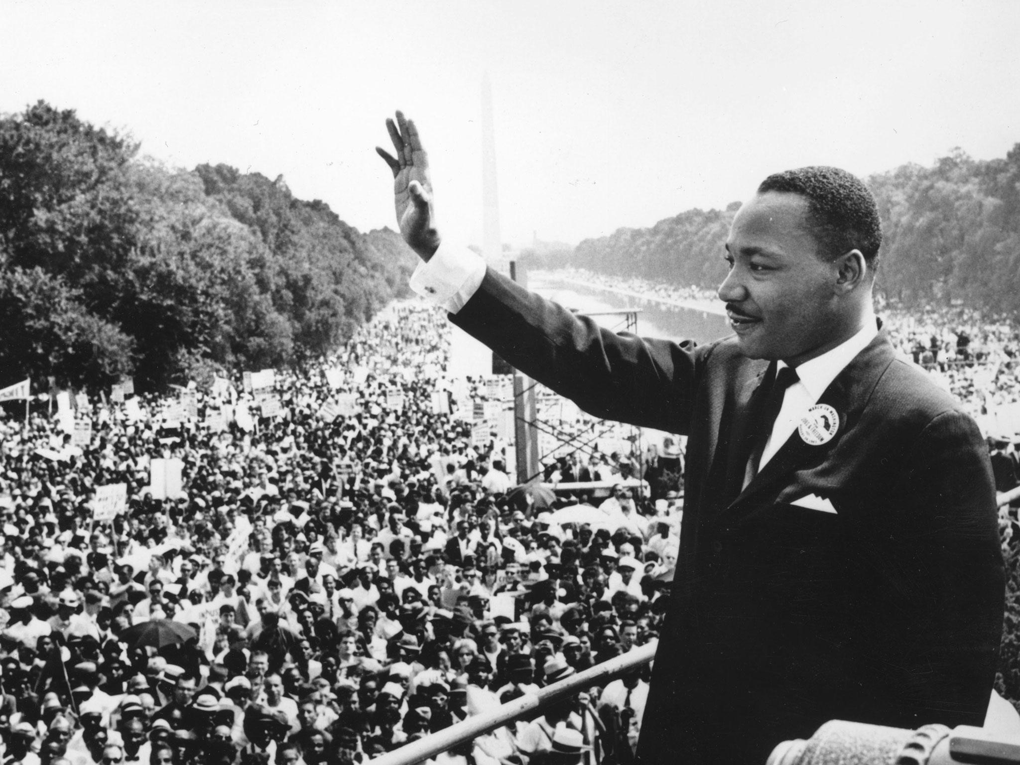 #MeToo Movement Go After Saintly Man, Martin Luther King