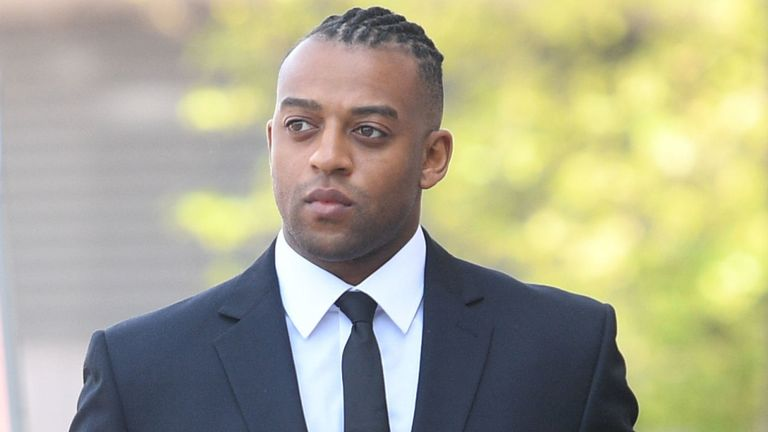 JLS Star, Ortise Williams Falsely Accused Of Rape And Beats The Case