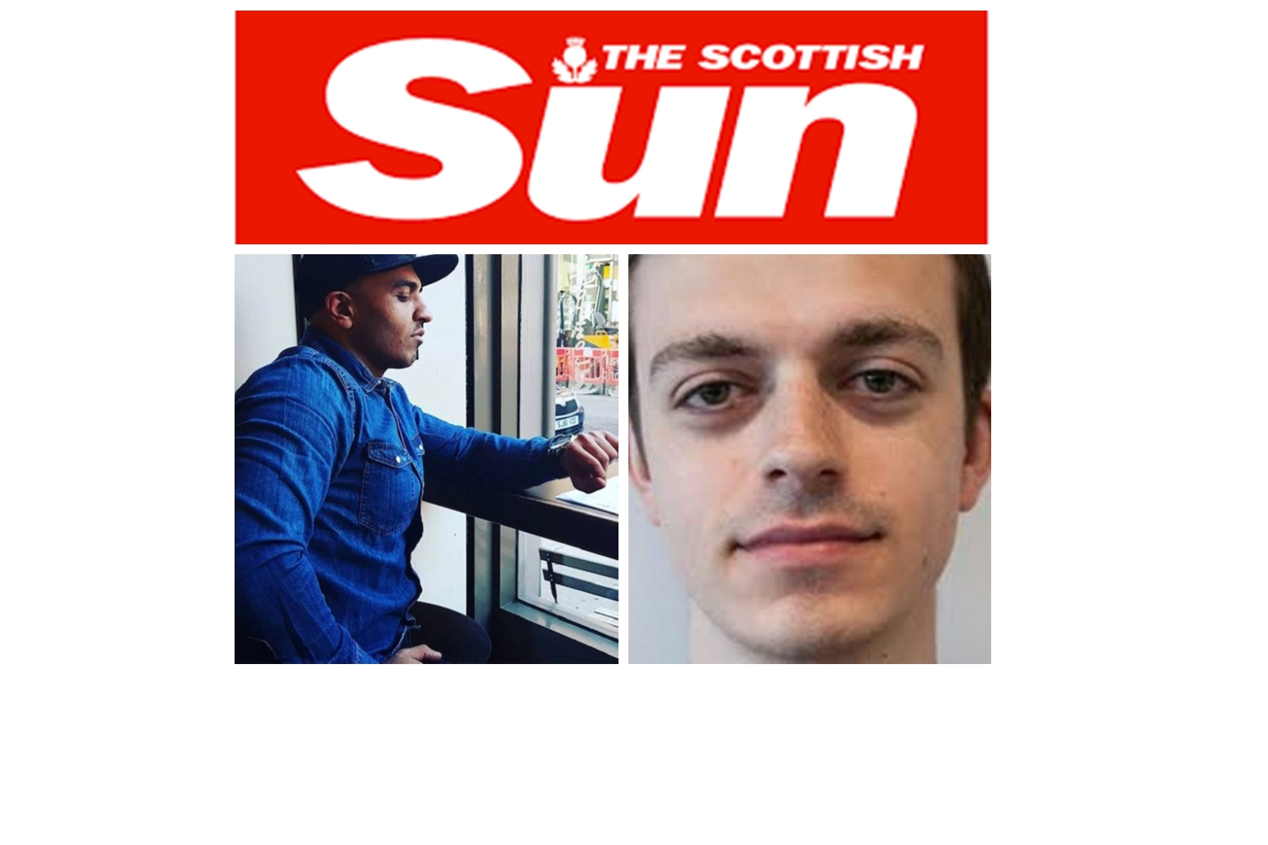 """Sleazy Connor Gordon (The Scottish Sun) Attempts To Influence Court Proceedings Against Addy Agame Ahmed (Not Guilty!) Claiming; """"Court Decide If Sexually Motivated,"""" Despite No Sexual Offences Committed!"""
