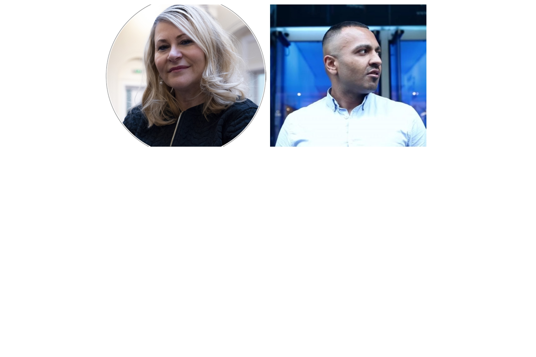 Racist Labour MSP Pauline McNeil vs Admirable Life Coach Adnan Ahmed