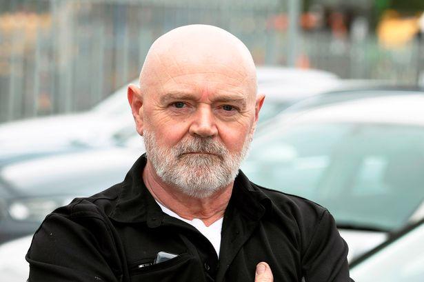 Bill Johnston Given A False Criminal Record By Police Scotland
