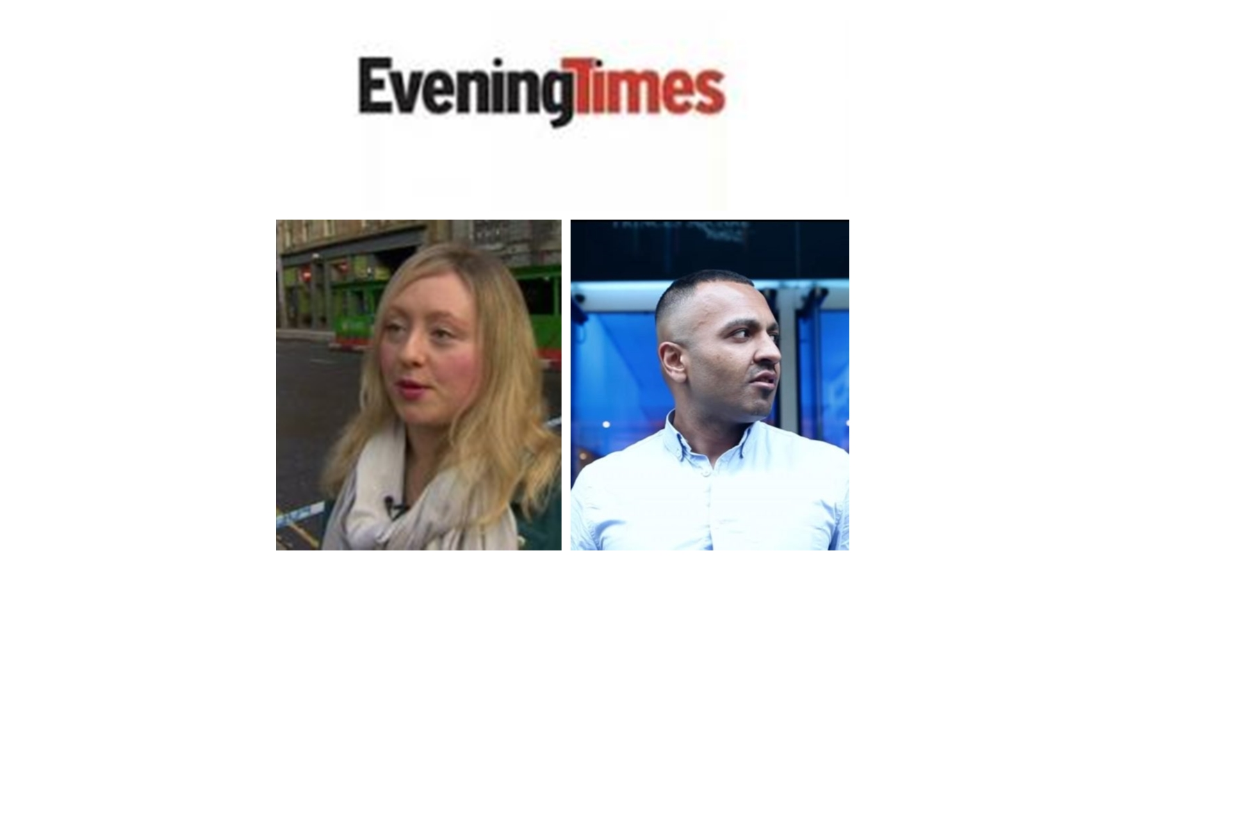 """Pathetic Creep """"Catriona Stewart"""" (Evening Times) Writes Trash Article About Addy Agame (Not Guilty!) Court Proceedings"""