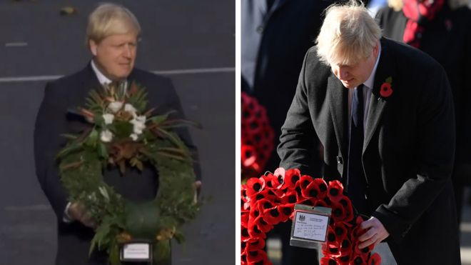 BBC Apologises For Using False Video Of Boris Johnson During Wreath-Laying Ceremony, The BBC's Manipulation Of Truth Is In Question Yet Again!