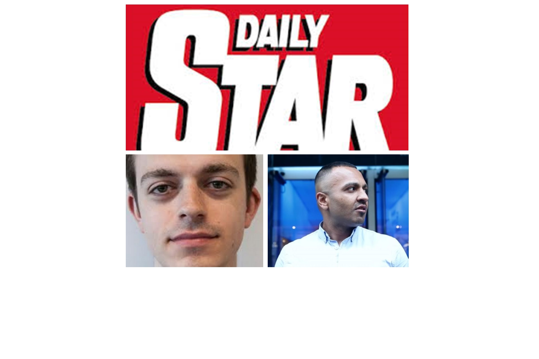 """Creep Predator Reporter Connor Gordon (Daily Star) Targets Innocent Man Agame Writing Story About Him """"Facing Jail / Locked Up"""""""