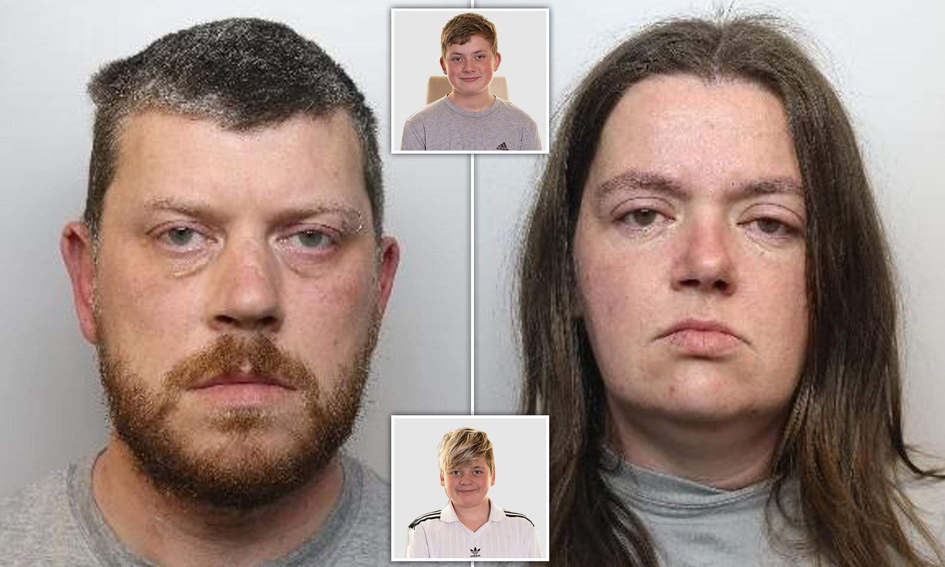 UK Feminist And Beta Male Husband Murder Their Two Teenage Sons