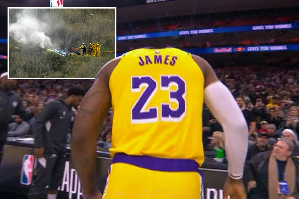 Racist And Disrespectful BBC News Wrongly Show Footage Of LeBron James Instead Kobe Bryant During Tribute