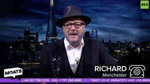 George Galloway And Peter Lavelle Blast Dishonest UK Mainstream Media For Not Reporting Truthfully, Objectively And Ethically