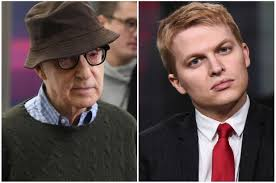 Poetic Justice; #MeToo Pioneer Ronan Farrow's Father Woody Allen Accused And Boycotted By #MeToo Robots Over Child Sex Allegations Which Farrow Denies