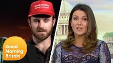 Anthony Johnson, Janice Flamingo And Piers Morgan Expose Radical Feminism As Evil; Whilst Feminists Childishly Deny Their Hatred of Men And Desperate Need For Supremacy