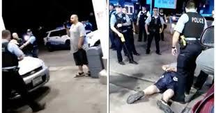 Chicago Police Filmed Tasering Man Who Was Recording Them
