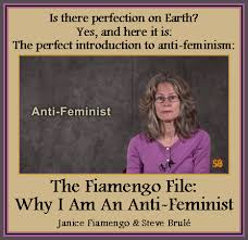 """The Wonderful """"Janice Fiamengo"""" Stands Up For The Truth And For Justice Via The Men's Rights Movement"""