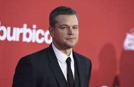 Matt Damon Calls Out Culture Of Outrage And Offence That Discriminates Against Men Because Of MeToo Prejudice