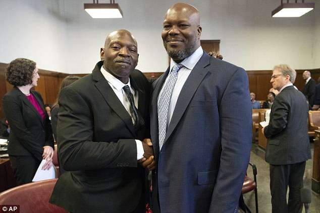 Innocent Men Gregory Counts & VanDyke Perry Wrongfully Imprisoned For 26 Years For False Rape Allegations Are Exonerated After False Accuser Admits She Lied Decades Later