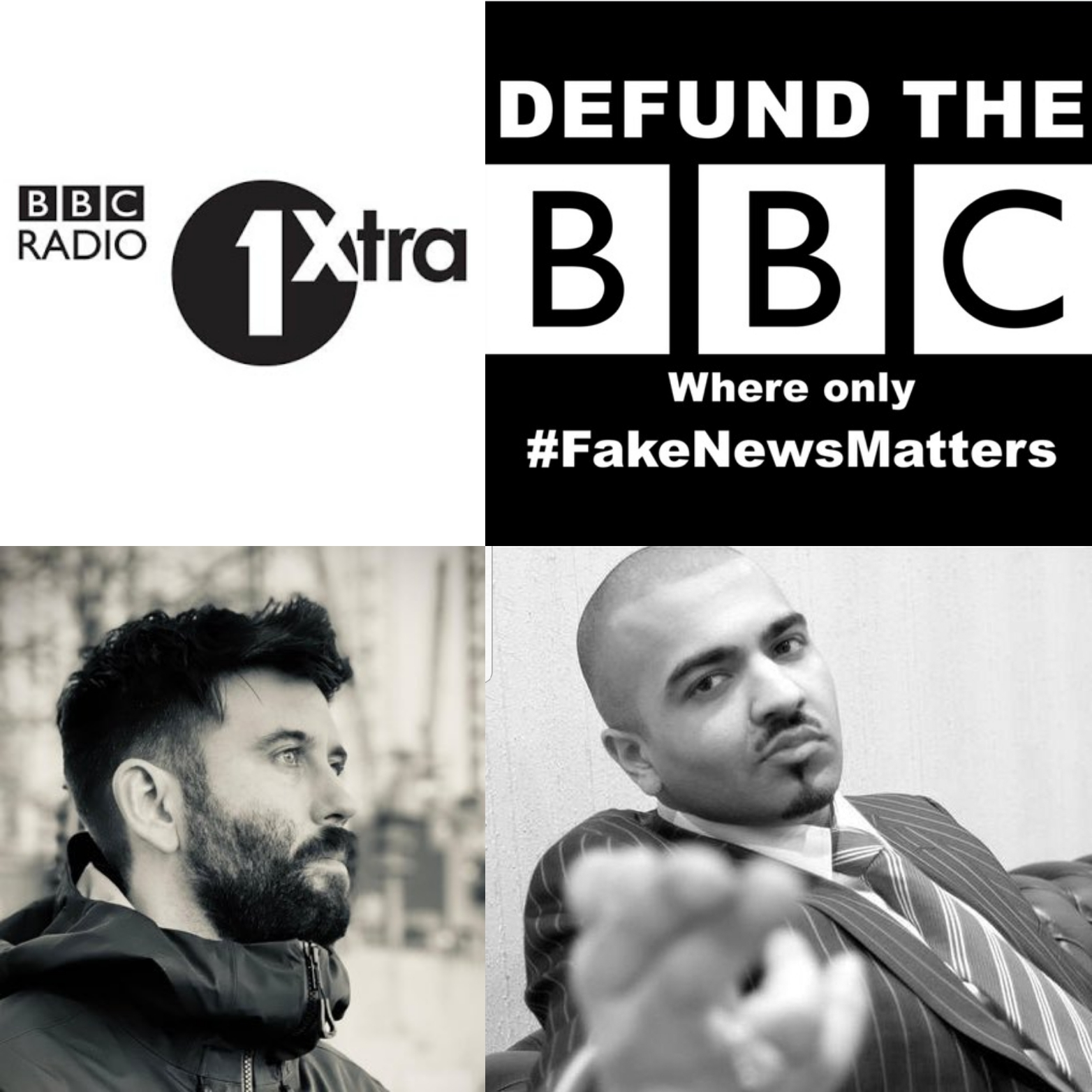Rancid Reporter Rat Myles Bonnar Went On BBC 1Xtra (Black Music) Podcast To Justify Accusations That He Racially Targeted Innocent BAME Male Dating Coach Adnan Ahmed (Addy Agame Proven Innocent In High Court)