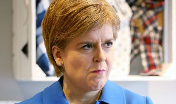 Shady Scottish Feminist First Minister Nicola Sturgeon Labelled 'Evil, Rotten, Sleazy & Corrupt' By Her Peers