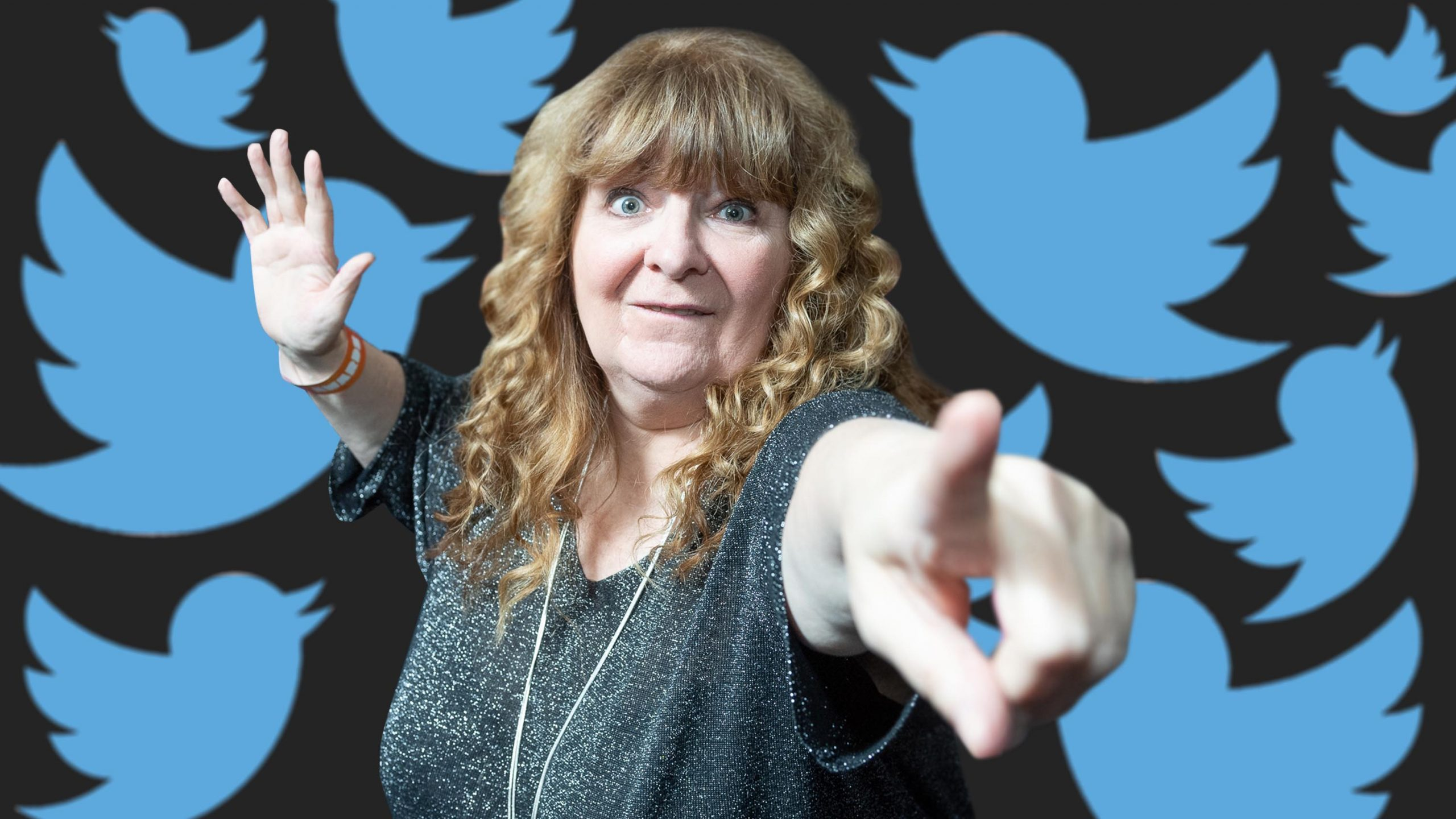 Bigot Feminist & Failed Comedian Jane Godley Exposed & Blasted Online For Causing Outrage Because She Mocked Disabled People And Spewed Sectarian Hatred
